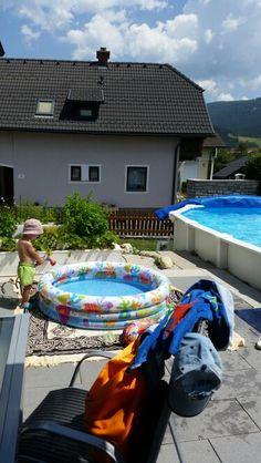 04.07.2015 - Badetag mit den Kids in Tamsweg