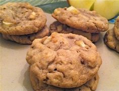 Apple Chunk Oatmeal Cookies - Original picture