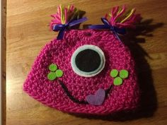 Monster Hat for your little one by AnythingbyKTLiz on Etsy, $19.00