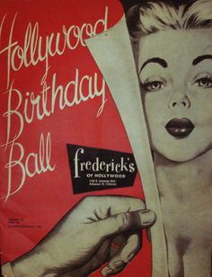1956 Frederick's of Hollywood