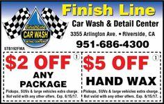 car wash coupons long beach ca