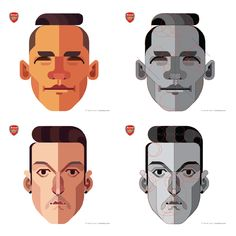 Arsenal Matchday Programme 2014/2015 on Behance