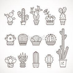 depositphotos_81638054-Set-of-geometric-cacti-cactus.jpg (450×450)