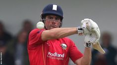 May 5 2017 - Sports pic of the day: England opener Alastair Cook's century sets up 29-run win for Essex v Gloucestershire in One-Day Cup