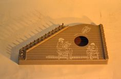 """Italian Zither"". I didn't know the Zither was Italian... you learn something new every day~!~"