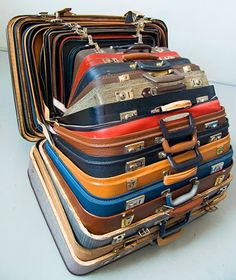 Michael Johansson Read in this way, however, the excesses of, for example, suitcases stuffed inside suitcases veer a little too close to the territory of the one-liner, with sharper subtexts in danger of being dwarfed by immediately playful, absurdist presence.