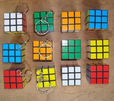 DHL Free HOT Factory Directly Sales Keychain Rubik's Magic Cube | Buy Wholesale On Line Direct from China
