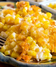 29 Thanksgiving Side Dishes Your Guests Will Gobble Up Before the Turkey - Woman's World Corn Pudding Recipes, Corn Recipes, Side Dish Recipes, Vegetable Recipes, Best Thanksgiving Recipes, Thanksgiving Sides, Thanksgiving Vegetables, Thanksgiving Treats, Creamy Corn Casserole