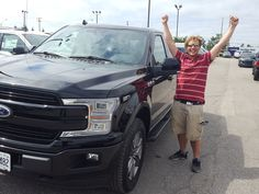 Pter Excited to See His Factory Ordered #2020 #F150 #Lariat #Sport He got Ontario's best deal on this truck from #SamThapa , Sr. Product Specialist at East Court Ford Lincoln. #Toronto #Ontario #Deal #Truck #TruckDeals #New #Power #4X4 Driving Test, Lincoln, Ontario, 4x4, Toronto, Ford, Trucks, Sports, Hs Sports