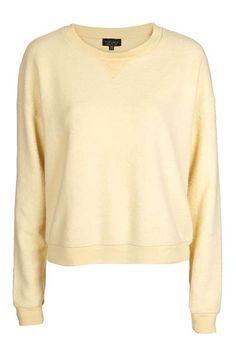 New Brushed Sweatshirt