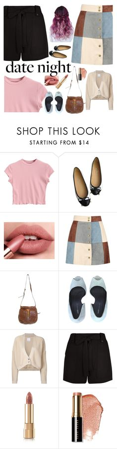 """Untitled #52"" by femitafirman ❤ liked on Polyvore featuring Boohoo, HUGO, CITYSHOP, New Look, Dolce&Gabbana, Bobbi Brown Cosmetics, skirt, dolceandgabbana, patchwork and boohoo"