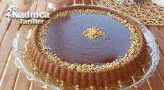 Çikolatalı Tart Kek Tarifi nasıl yapılır? Çikolatalı Tart Kek Tarifi'nin malzemeleri, resimli anlatımı ve yapılışı için tıklayın. Yazar: Beyhan'ın Mutfağı