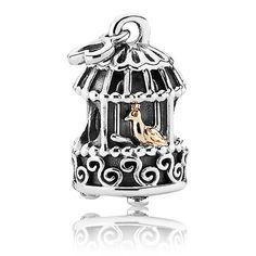 Pandora Song Bird Charm