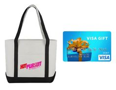 #Giveaway: Win $25 Visa gift card and Hot Pursuit Tote bag (Ends 5/25) #HotPursuit