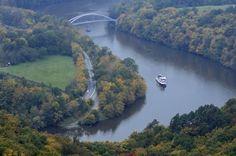 Brněnská přehrada, most u Veveří Pilot, European Countries, River, Let It Be, Czech Republic, Outdoor, Outdoors, Pilots, Outdoor Games