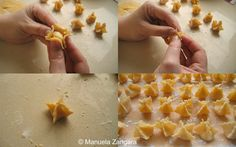 Step-by-step instruction for making all sorts of hand shaped pasta, including gnocchi.