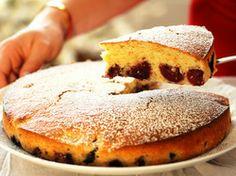 Tartouillat (Cherry and Rum Cake)   Serious Eats : Recipes