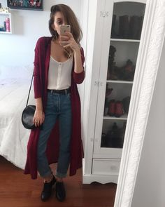 Best Vintage Outfits Part 7 Basic Outfits, Fall Outfits, Casual Outfits, Cute Outfits, Girl Fashion, Fashion Looks, Fashion Outfits, Mode Grunge, Looks Vintage