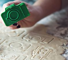 The DIYP Camera Cookie Cutters (set of three) is a fun way to treat your friends, family and business associates to a true taste of your photography.