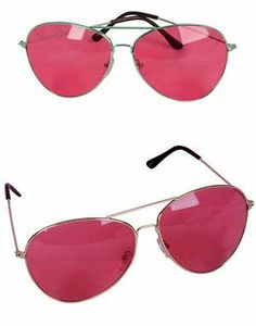 Funky Pink Lens Silver Frame Aviator Rock Star Glasses Rhode Island Novelty,http://www.amazon.com/dp/B0016K9FGS/ref=cm_sw_r_pi_dp_lJVqtb073WY1W2H4