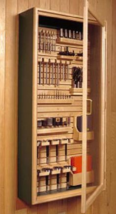 Universal Wall Cabinet Woodworking Plan, Shop Project Plan | WOOD Store