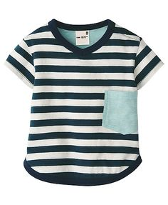 TODDLER LAYERED T(SHORT SLEEVE)