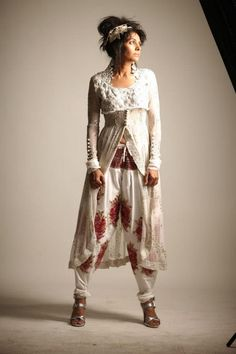 Shamaeel Ansari Party Wear Winter Dresses Collection 2013-02