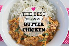 The best thermomix recipes for easy dinners