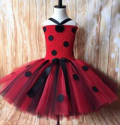 Welcome to Little Ladybug Tutus where you will find unique and high quality handmade tulle tutu dresses for girls ages 12 months - 8 years of age. Princess Tutu Dresses, Girls Tutu Dresses, Tutus For Girls, Flower Girl Dresses, Peasant Dresses, Dress Girl, Ladybug Tutu, Ladybug Girl, Ladybug Costume