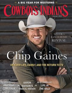 Chip Gaines, January 2019
