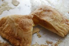 """Point-less"" Meals: Oven Fried Peach Pies"