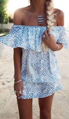 beauty boho dress