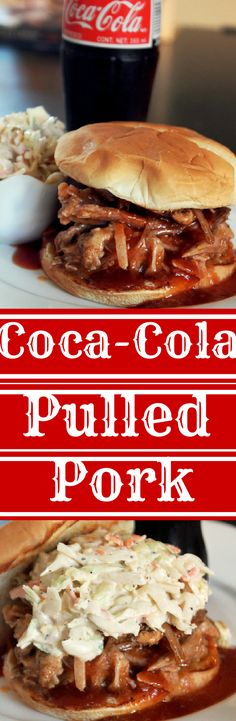 Slow Cooker Coca-Cola Pulled Pork-Creole Contessa