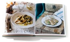 This stunning book is so much more than a cookbook, it's also a personal journal