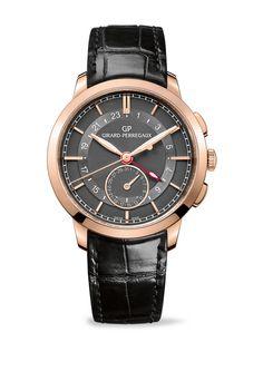 9228cc3f5da Girard-Perregaux - 1966 Dual Time Rolex Vintage