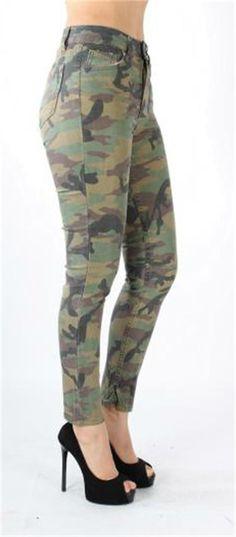 Kamuflaj Desenli Jeans Pantolon | Modelleri ve Uygun Fiyat Avantajıyla | Modabenle