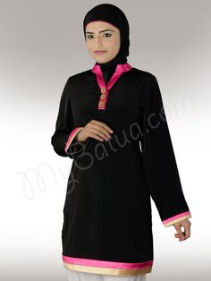 c20800c6d42584 27 Best Islamic Long Tunic Tops   Dresses images