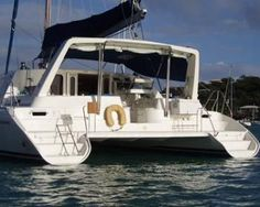 Catamaran Leopard 45 for rent in San Pedro (800)