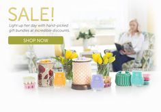 SCENTSY.....ORDER ON-LINE... DELIVERED STRAIGHT TO YOUR HOME! Imagine being carried away by your sense of smell. Close your eyes, take a deep breath & depending on Your Fragrance Choice, you can be transported 1000's of places! Party Time, Holiday Time, Spruce (cleaning) Up Time, Anytime- gotta love these!