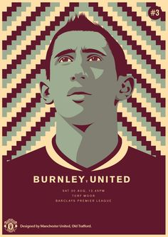 United travelled to Turf Moor for Di Maria's United debut vs Burnley. 30.8.2014.