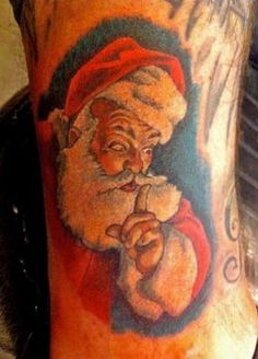 Christmas Tree Tatoo  Noel Pinterest Tattoo And