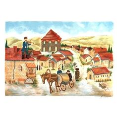 The Story Of Fiddler On The Roof (shalom alehem)