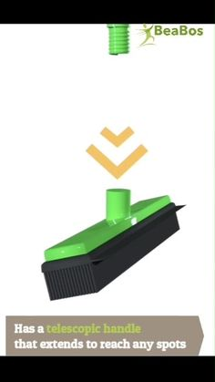 The BeaBos™ Broom is the All-in-One alternative solution to home cleaning you never knew existed. No need to buy a Vacuum, a Mop or a Squeegee, The BeaBos™ Broom is the only thing you'll ever need!