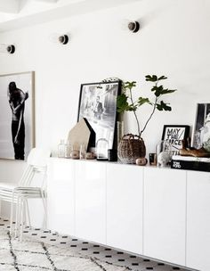 Styling vignettes via Simply Grove