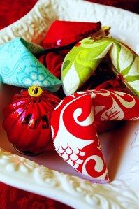 Fabric Fortune Cookies « Moda Bake Shop