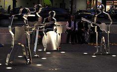 Cool. 7 Beatles memorials around the world. This one is Beatles Platz (Hamburg, Germany).