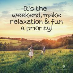 It's the weekend, whatever you do, do it for you and your family. Do it because it makes you happy, brings you joy and you relax. It's time to let our body rejuvenate and recoup from the week past and ready for the week ahead. Best Inspirational Quotes, Counseling, Are You Happy, Health And Wellness, Improve Yourself, Coaching, Relax, Joy, Let It Be