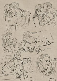 Fluffy Romance with Cullen by slugette Dragon Age Cullen Inquisitor