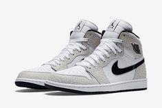 """The Air Jordan 1 High """"White Elephant"""""""