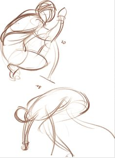#FigureDrawing with FORCE. To learn more about FORCE and how to use it to add dynamism to your work, visit: http://www.drawingforce.com/